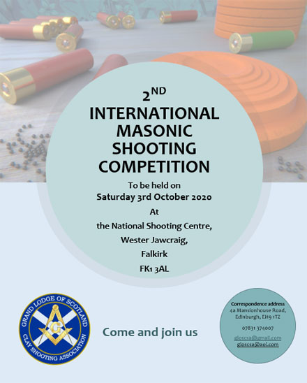 2nd International Masonic Shooting Society Competition